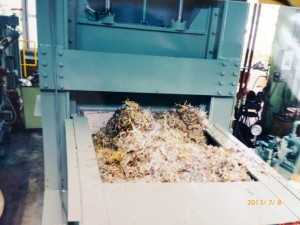 Press-shearing-type cutter2