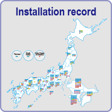 Installation record